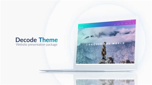 Website Presentation Pack - After Effects Project (Videohive)