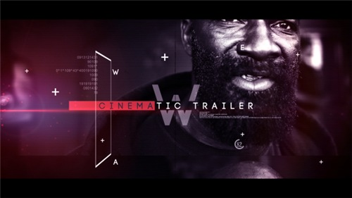 Cinematic Trailer 20648253 - After Effects Project (Videohive)