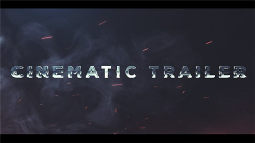 Cinematic Trailer Titles 18604153 - After Effects Project (Videohive)