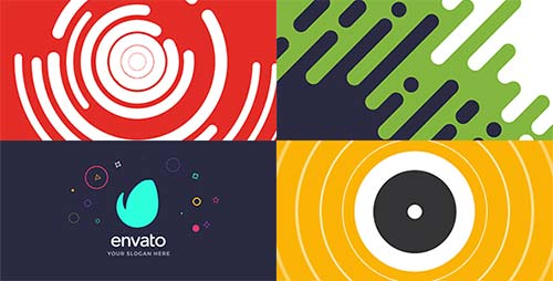 Shape Logo Intro - After Effects Project (Videohive)