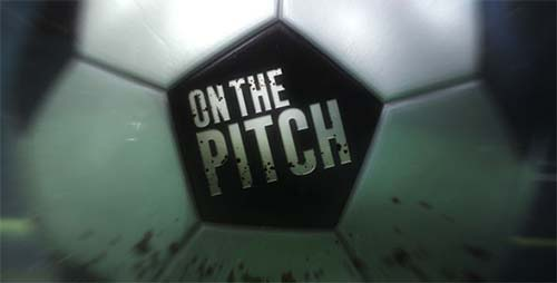 On The Pitch - After Effects Project (Videohive)