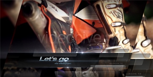 Motor Sport 2 - After Effects Project (Videohive)