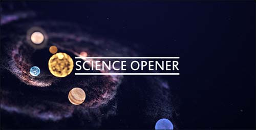 Science Opener 12842901 - After Effects Project (Videohive)