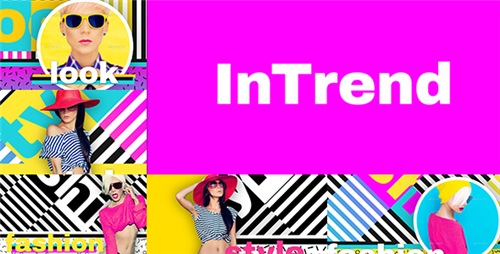 In Trend // Fashion Show Package - After Effects Project (Videohive)