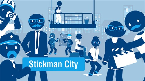 Stickman City - Explainer Video Kit - After Effects Project (Videohive)