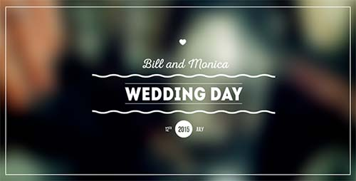 Wedding Titles Pack - After Effects Project (Videohive)