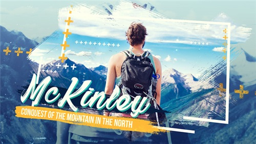 Spirit Of Travel Slideshow - After Effects Project (Videohive)