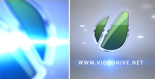 3D Logo - After Effects Project (Videohive)