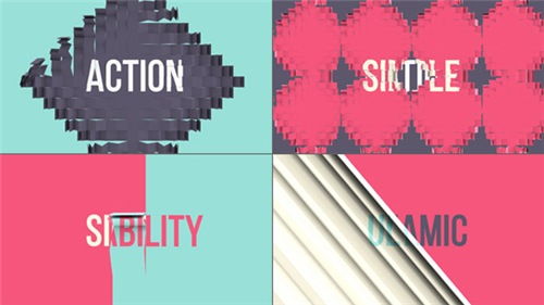 Six 3d Transitions Vol.2 - After Effects Project (Videohive)