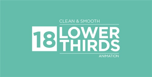 Lower Thirds 20633452 - After Effects Project (Videohive)