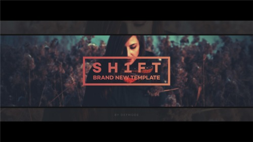 Shift Opener - After Effects Project (Videohive)