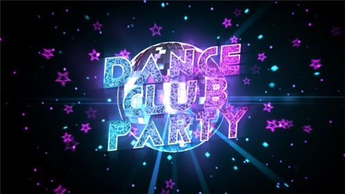 Dance Club Party Promo - After Effects Project (Videohive)