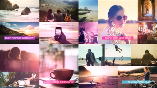 Dynamic Slideshow 17777879 - After Effects Project (Videohive)