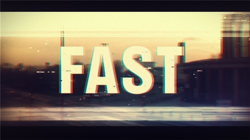 Fast Intro - After Effects Project (Videohive)