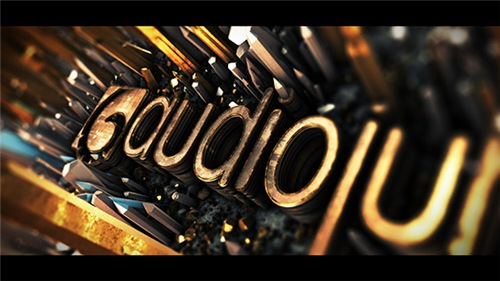 Cinematic Crystal Logo Reveal - After Effects Project (Videohive)