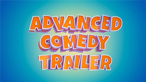 Advanced Comedy Trailer - After Effects Project (Videohive)