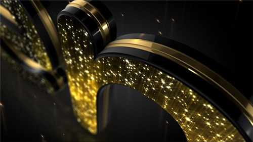 Golden Elegance Logo - After Effects Project (Videohive)