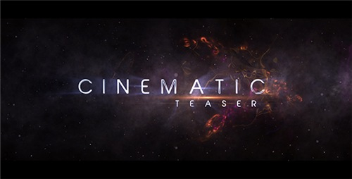 Teaser - After Effects Project (Videohive)