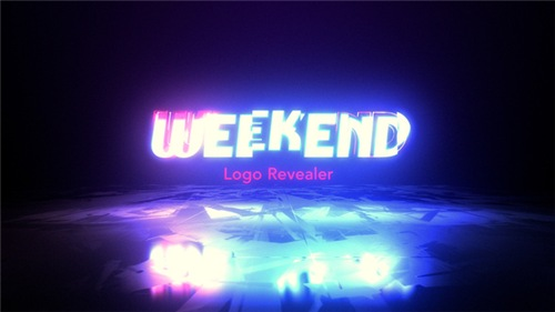 Weekend Logo Revealer - After Effects Project (Videohive)
