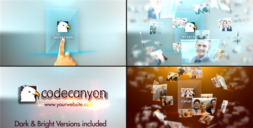 Hi Tech Logo Opener - After Effects Project (Videohive)