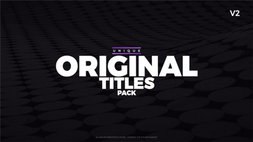 This is Titles - After Effects Project (Videohive)