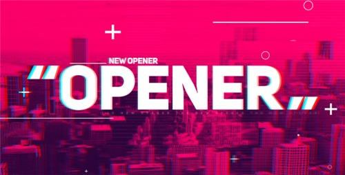 Opener 21278488 - After Effects Project (Videohive)