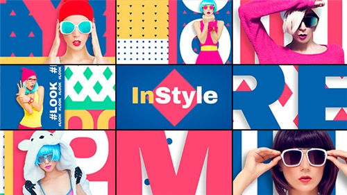 In Style // Fashion Show Package - After Effects Project (Videohive)