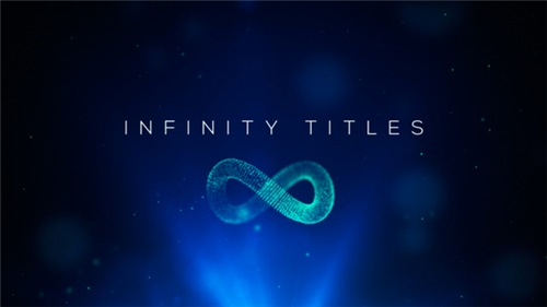 4k Cinematic Infinity Titles - After Effects Project (Videohive)
