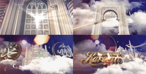 Ramadan Kareem - After Effects Project (Videohive)