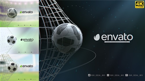 Football Goal - Soccer - After Effects Project (Videohive)