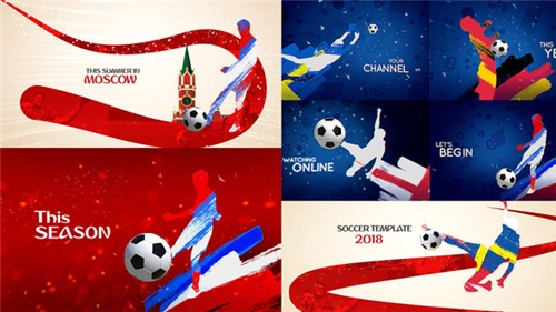 World Soccer Pack - After Effects Project (Videohive)