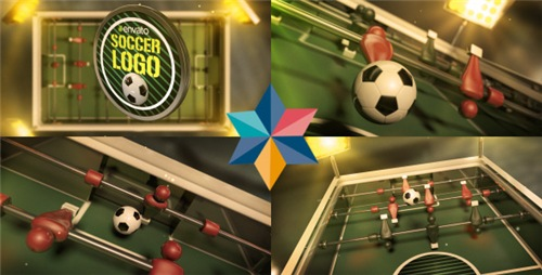 Soccer Logo - After Effects Project (Videohive)