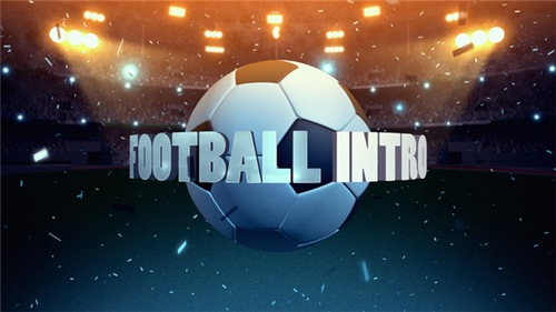 Football Intro - After Effects Project (Videohive)