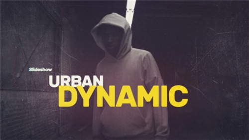 Dynamic Urban - After Effects Project (Videohive)