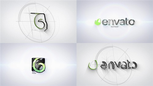 Architect Tech Logo - After Effects Project (Videohive)