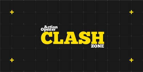 Clash Zone - After Effects Project (Videohive)