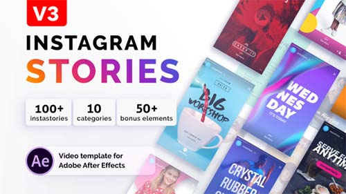 Instagram Stories 21850927 - After Effects Project (Videohive)