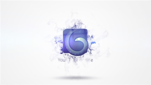 Quick Smoke Burst Logo - After Effects Project (Videohive)