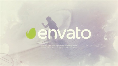 Slideshow photography 2 - After Effects Project (Videohive)