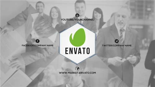 Elegant Corporate Presentation - After Effects Project (Videohive)
