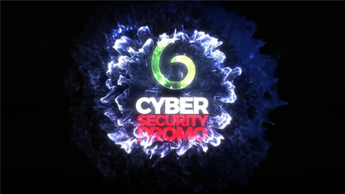 Cyber Security Opener - After Effects Project (Videohive)