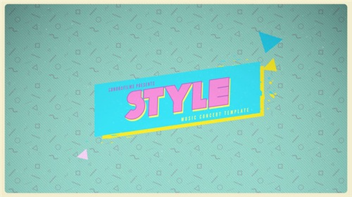 Style - After Effects Project (Videohive)