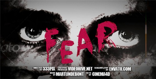 Fear Trailer - After Effects Project (Videohive)