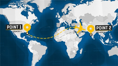 Travel Map - Promo Kit - After Effects Project (Videohive)