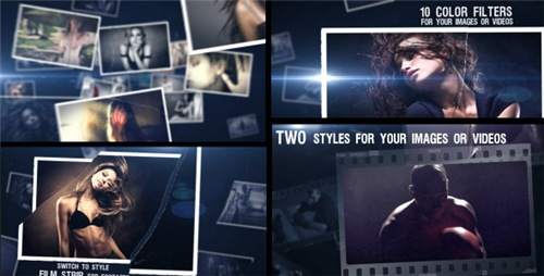 Cinematic Style - After Effects Project (Videohive)