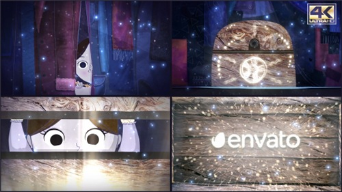 Magic Logo - After Effects Project (Videohive)