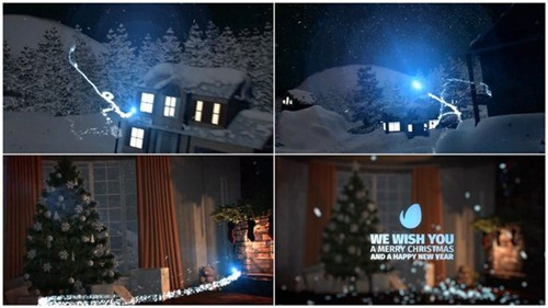 Christmas Town - After Effects Project (Videohive)
