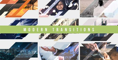 Modern Transitions 10 Pack Volume 4 - After Effects Project (Videohive)