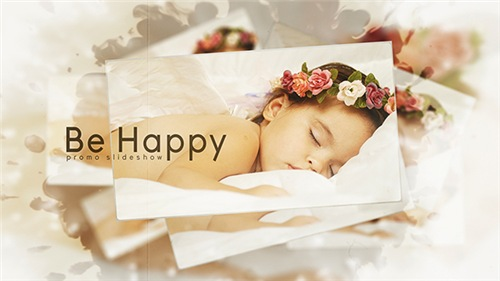 Be Happy - After Effects Project (Videohive)