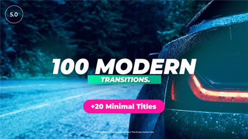Transitions 21763859 - After Effects Project (Videohive)